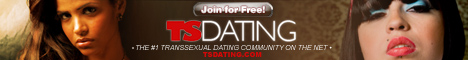 The #1 Transsexual Dating Community On The NET!